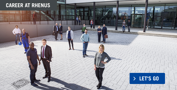 Career at Rhenus